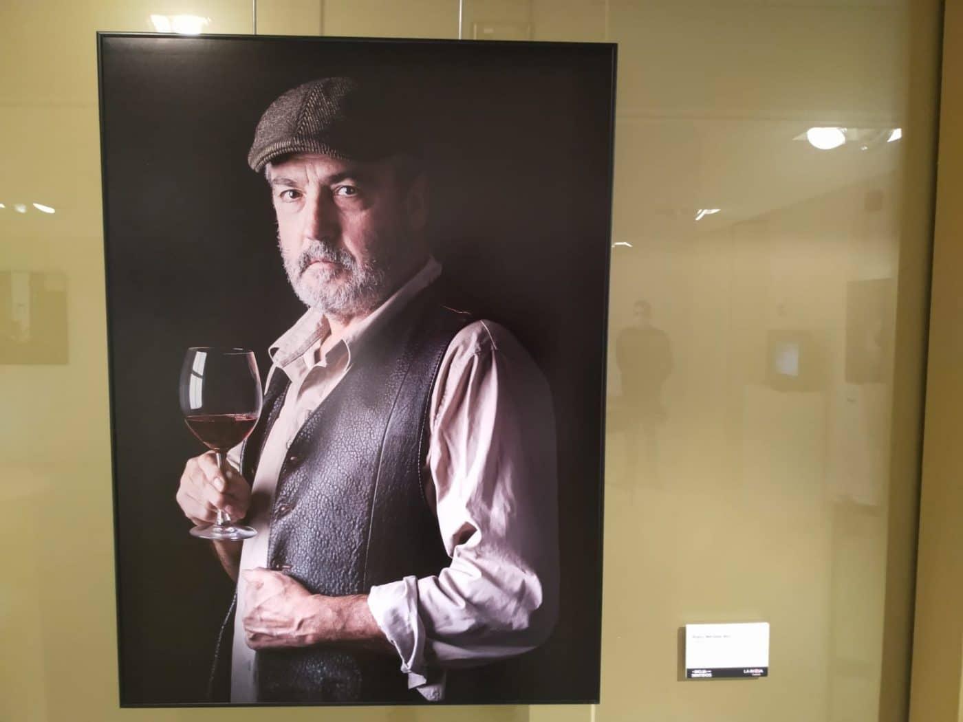 Santo Domingo acoge la exposición de fotografías 'El Rioja y los 5 Sentidos' 3