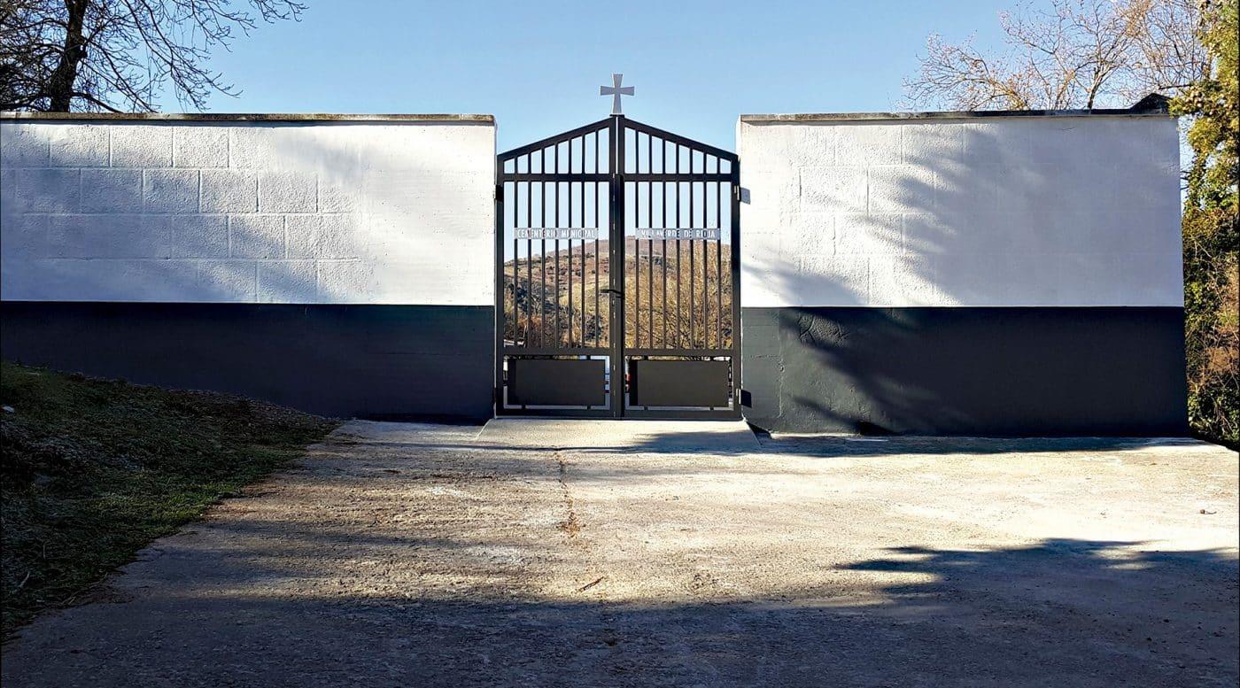 Villaverde amplía y hace más accesible su cementerio 1