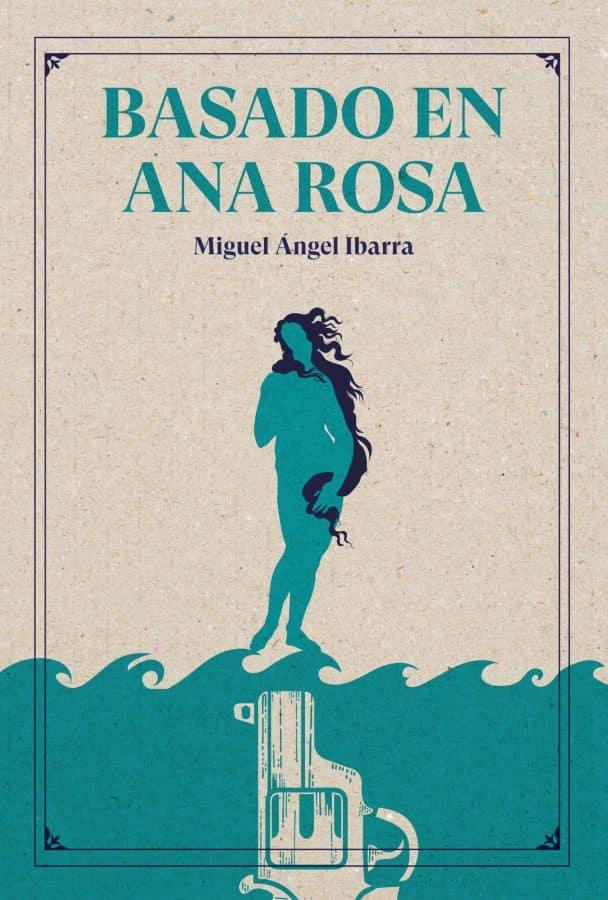 El jarrero Miguel Ángel Ibarra publica su primera novela: 'Basado en Ana Rosa' 2