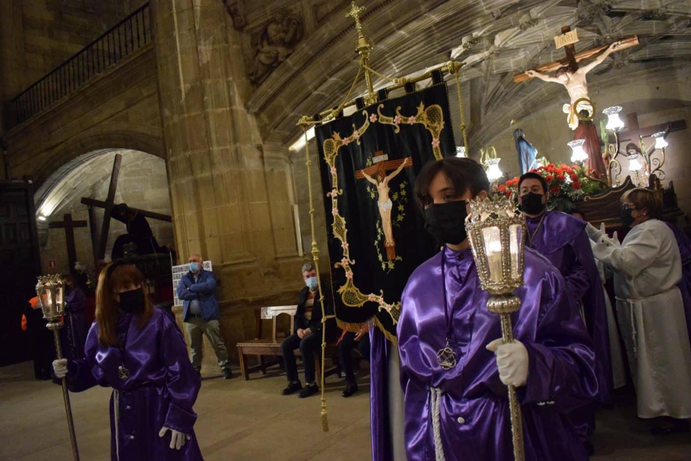 FOTOS: Continúan en Haro los actos de la Semana Santa 1