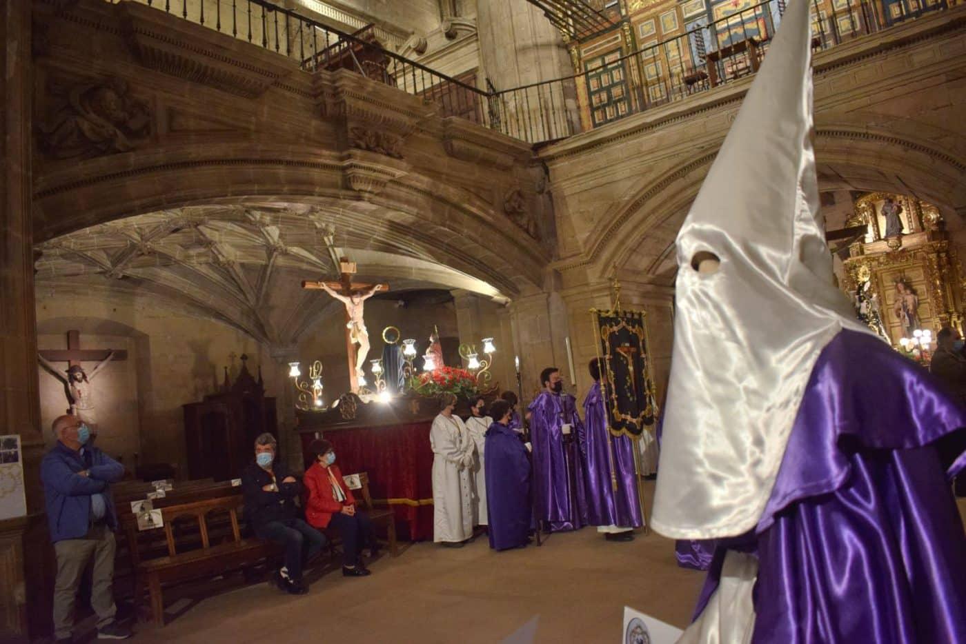 FOTOS: Continúan en Haro los actos de la Semana Santa 10