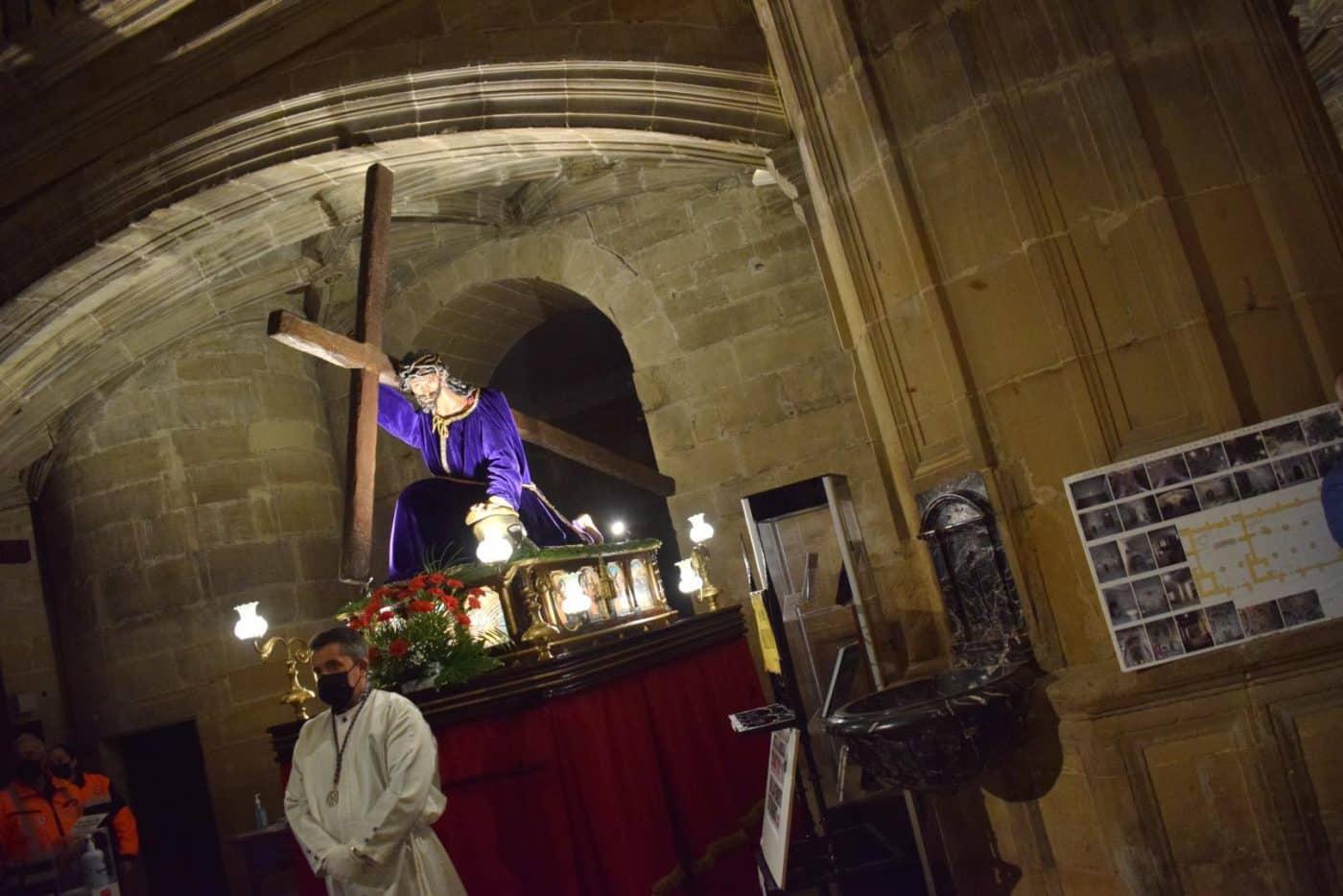 FOTOS: Continúan en Haro los actos de la Semana Santa 13
