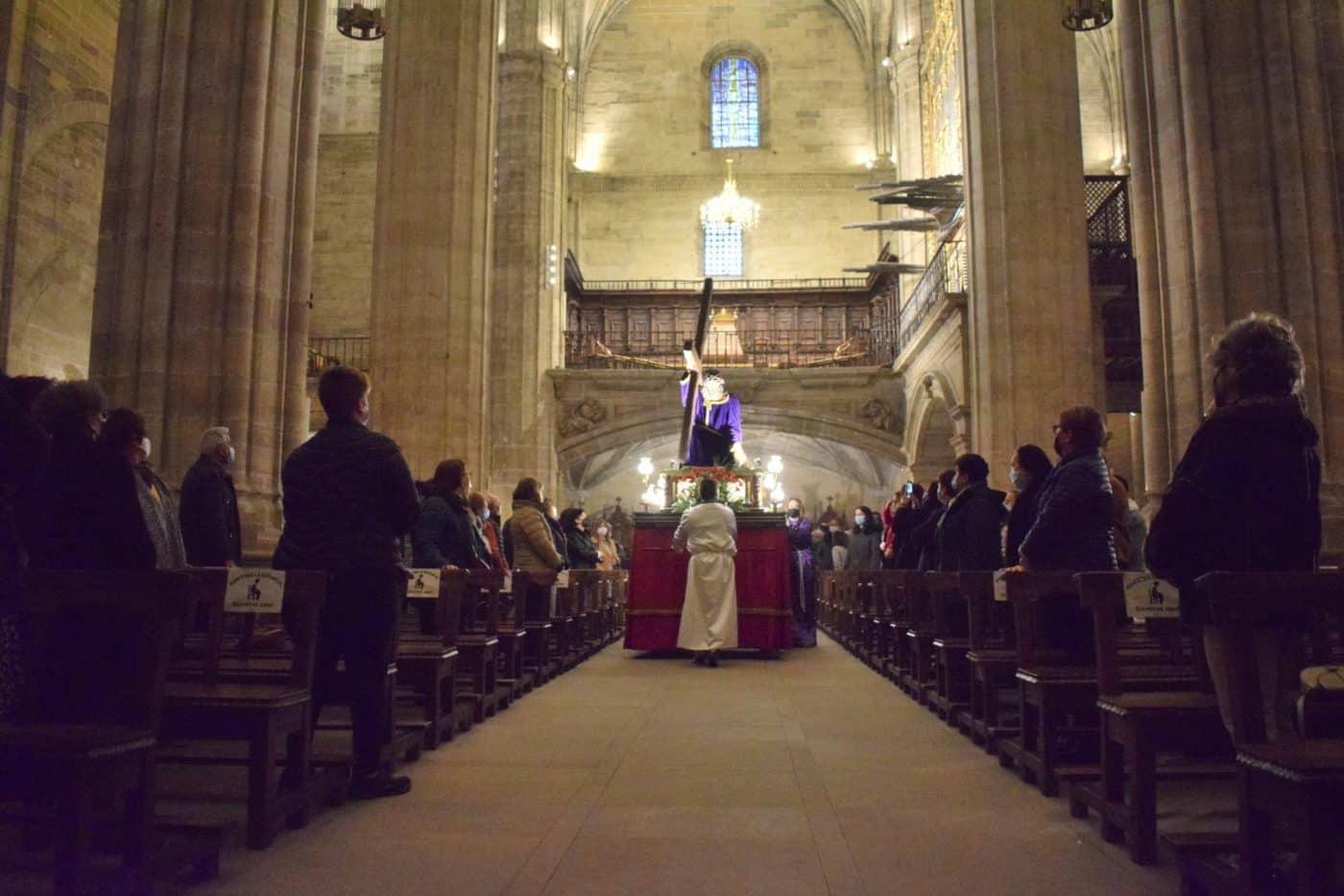 FOTOS: Continúan en Haro los actos de la Semana Santa 14