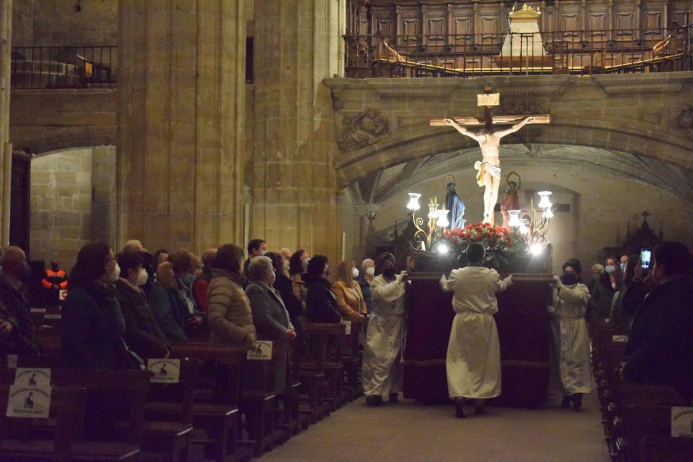 FOTOS: Continúan en Haro los actos de la Semana Santa 16