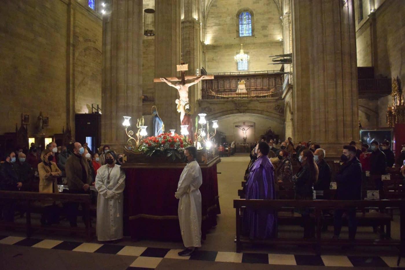 FOTOS: Continúan en Haro los actos de la Semana Santa 17