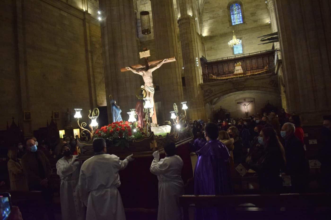 FOTOS: Continúan en Haro los actos de la Semana Santa 18