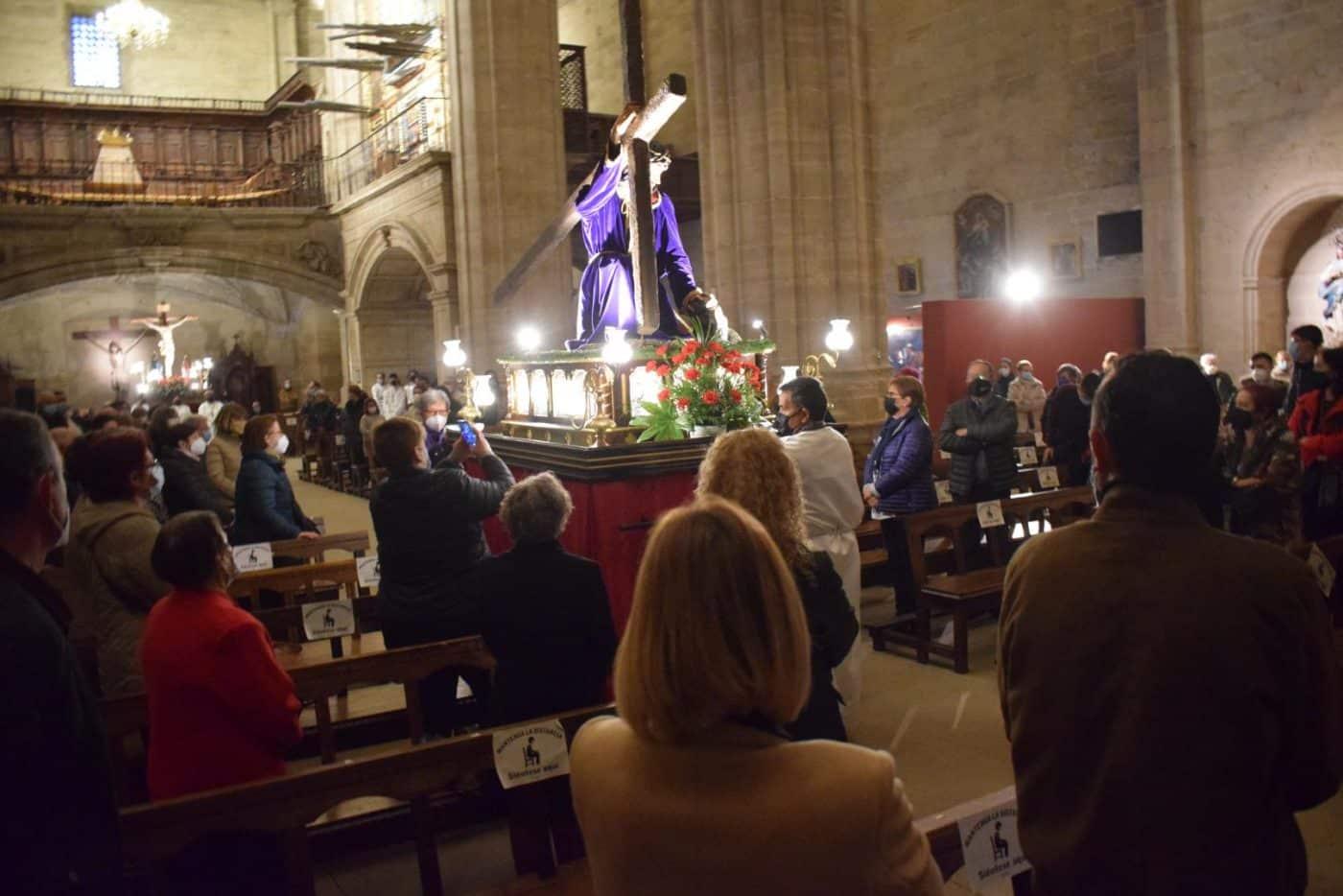 FOTOS: Continúan en Haro los actos de la Semana Santa 2