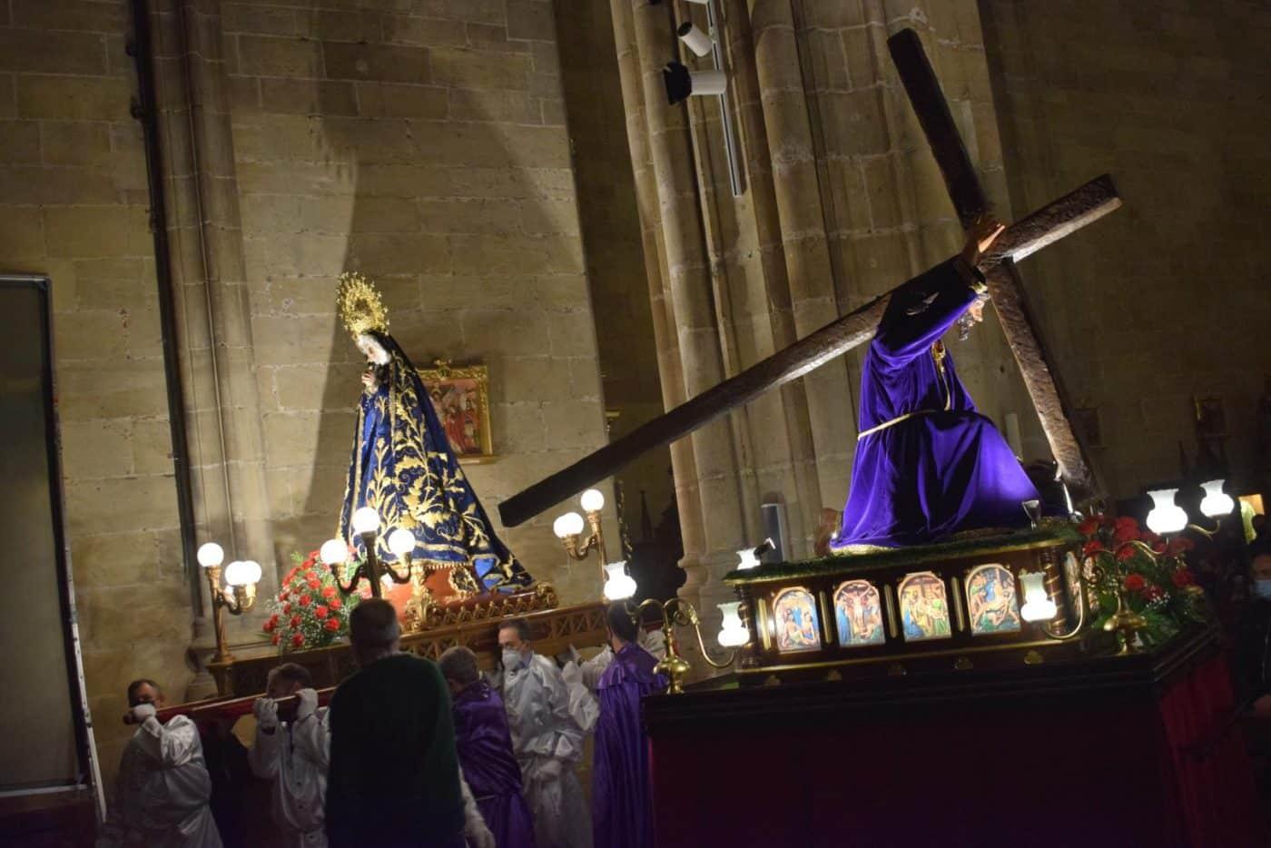 FOTOS: Continúan en Haro los actos de la Semana Santa 20