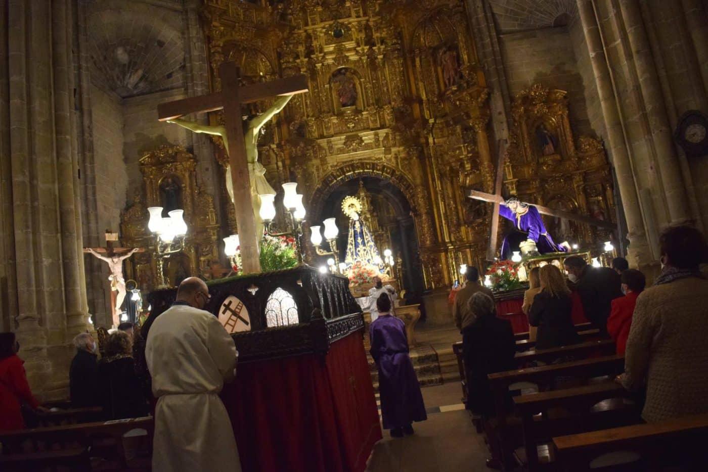 FOTOS: Continúan en Haro los actos de la Semana Santa 21