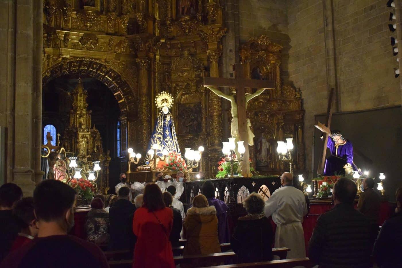 FOTOS: Continúan en Haro los actos de la Semana Santa 23
