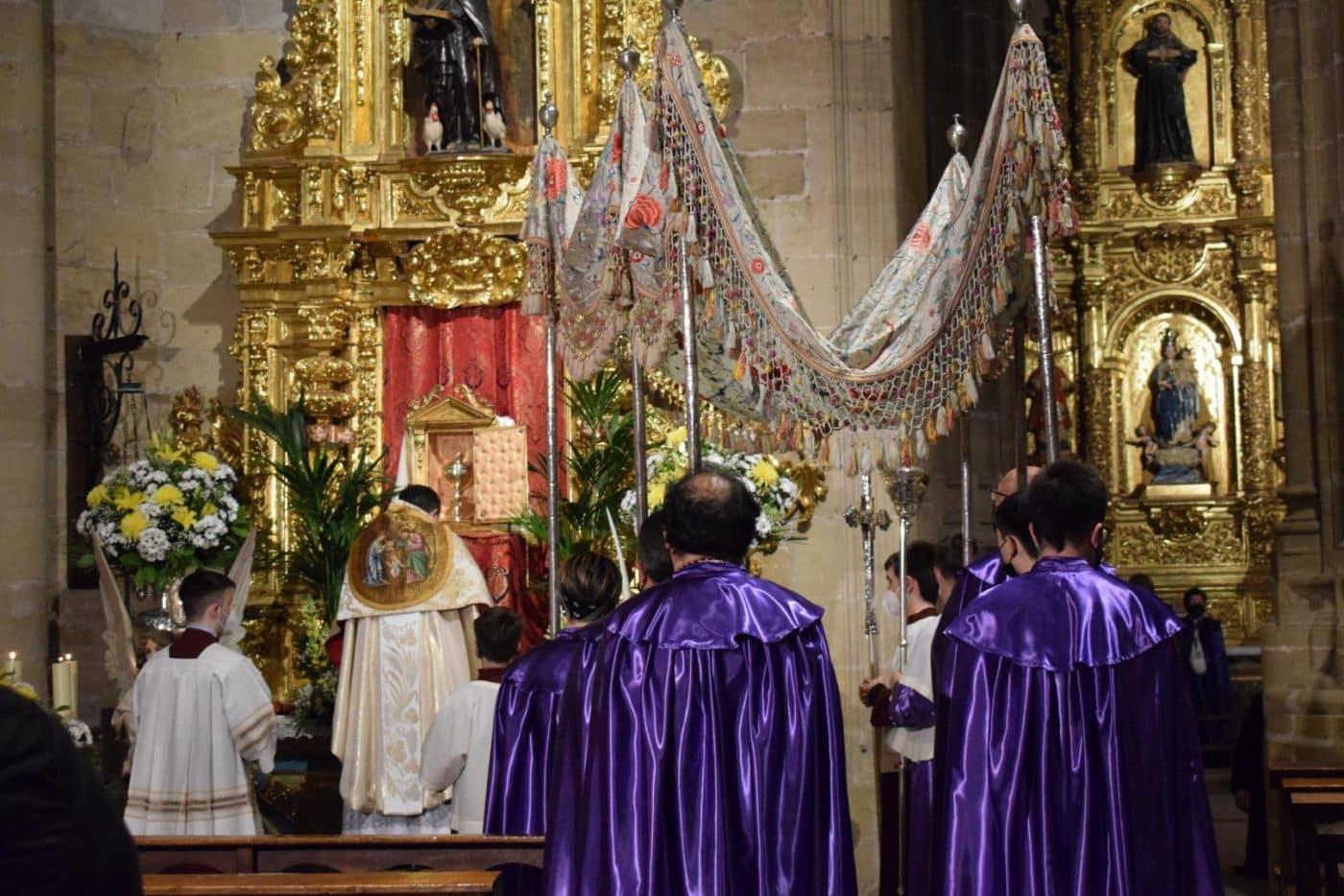 FOTOS: Continúan en Haro los actos de la Semana Santa 24