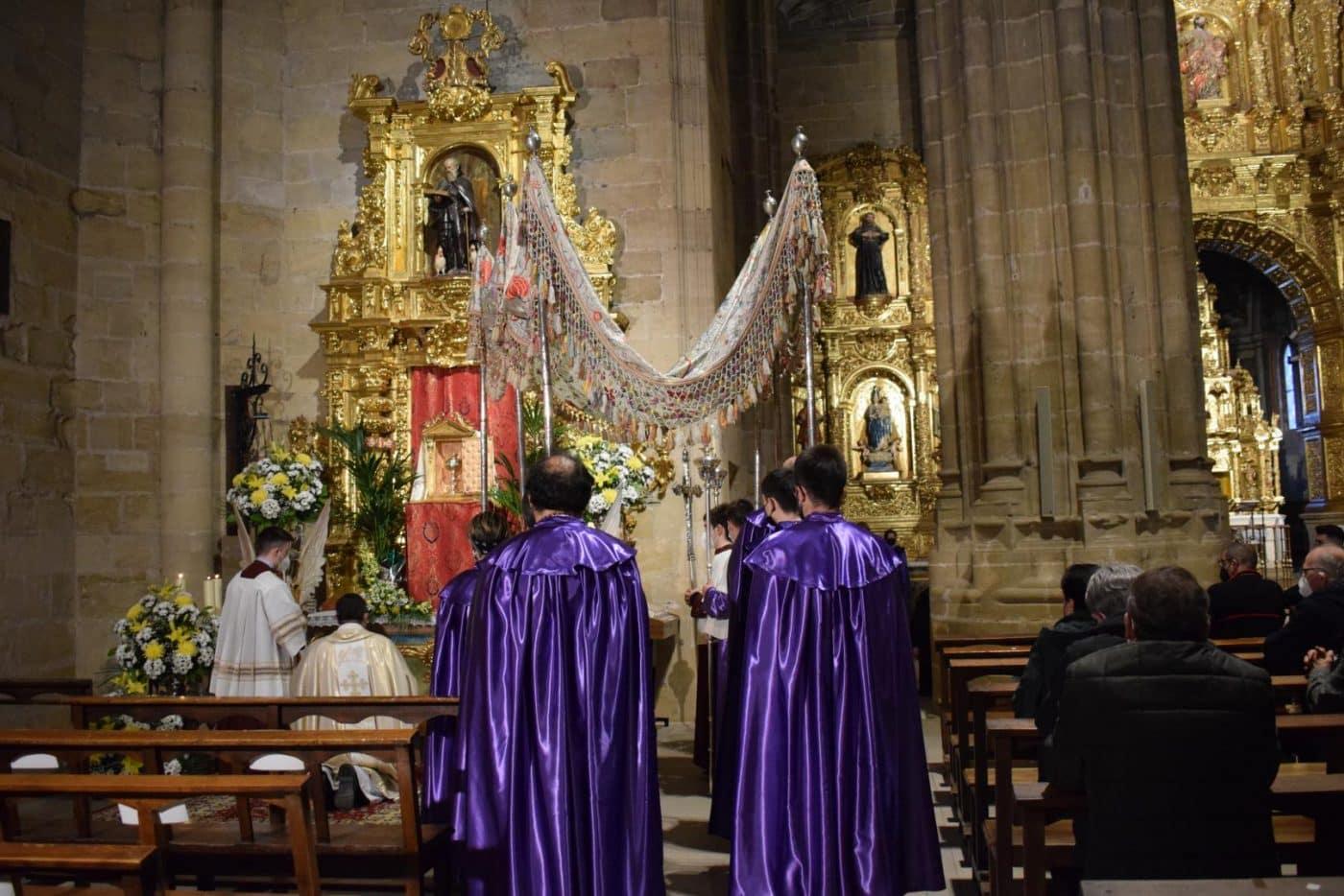 FOTOS: Continúan en Haro los actos de la Semana Santa 25