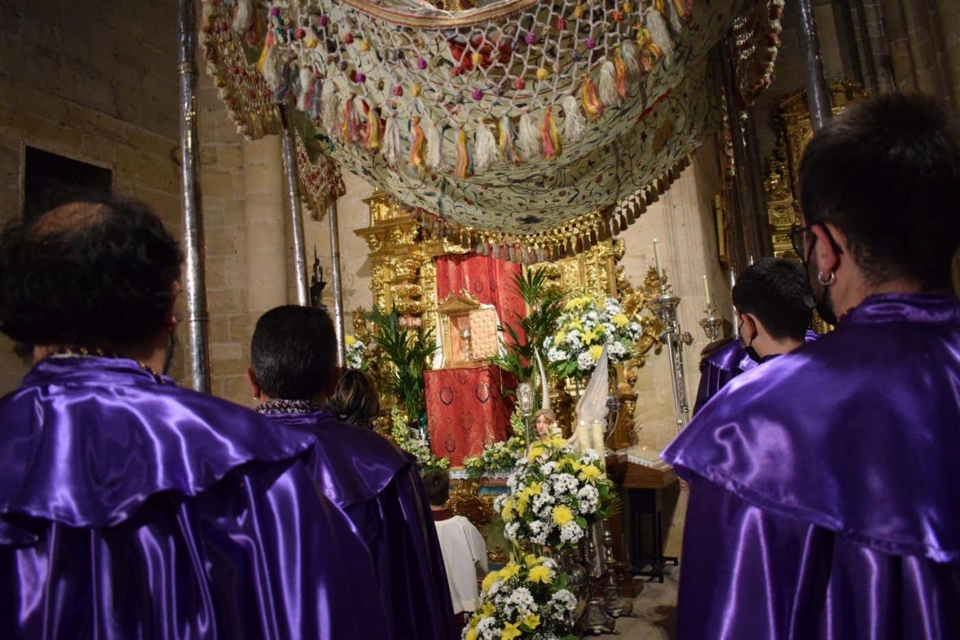FOTOS: Continúan en Haro los actos de la Semana Santa 27