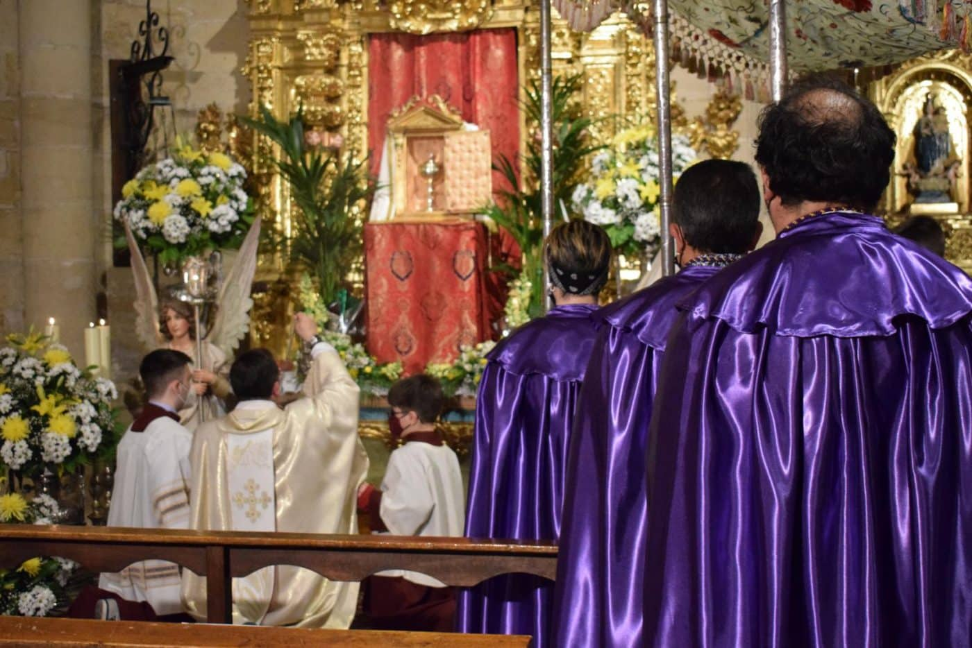 FOTOS: Continúan en Haro los actos de la Semana Santa 29