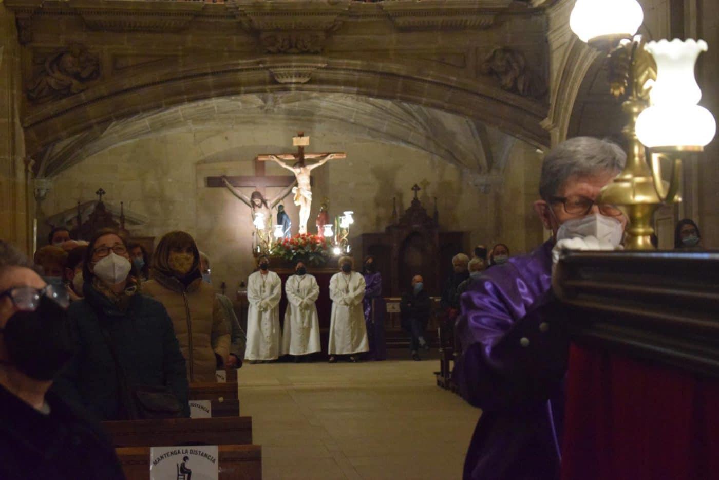 FOTOS: Continúan en Haro los actos de la Semana Santa 3