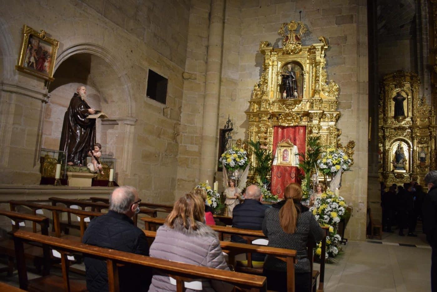 FOTOS: Continúan en Haro los actos de la Semana Santa 30