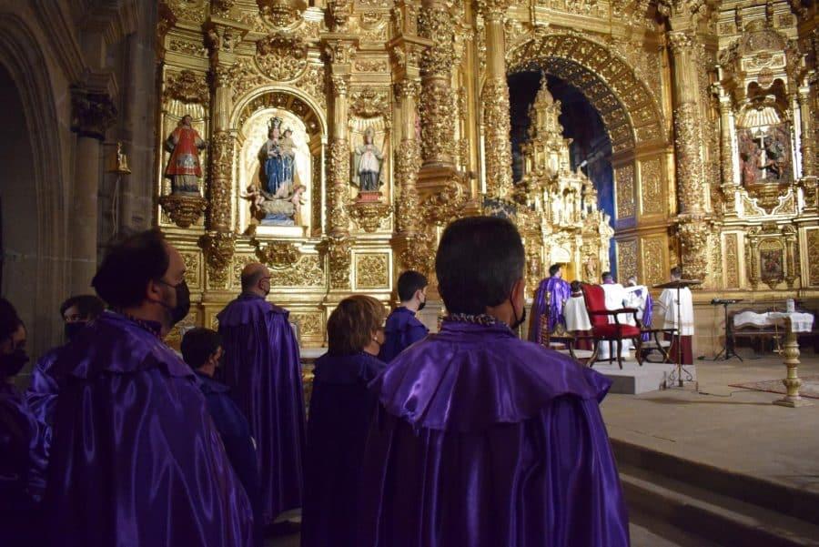FOTOS: Continúan en Haro los actos de la Semana Santa 31