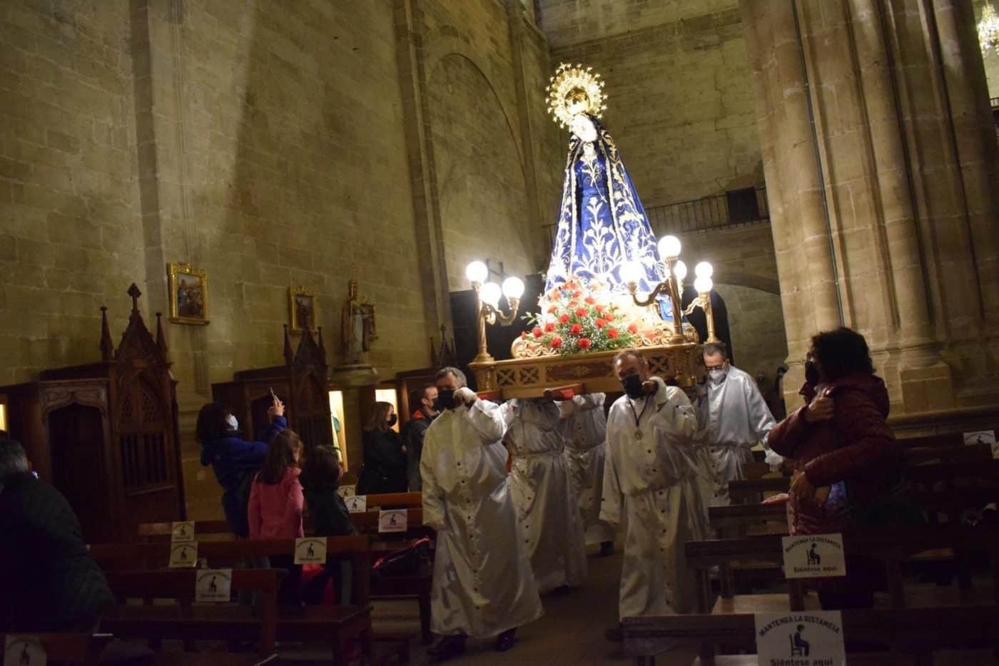 FOTOS: Continúan en Haro los actos de la Semana Santa 6