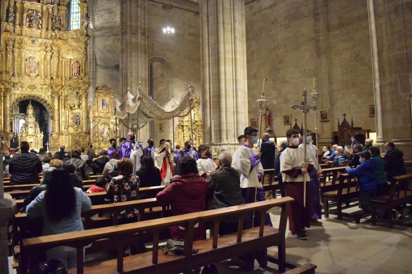 FOTOS: Continúan en Haro los actos de la Semana Santa 8