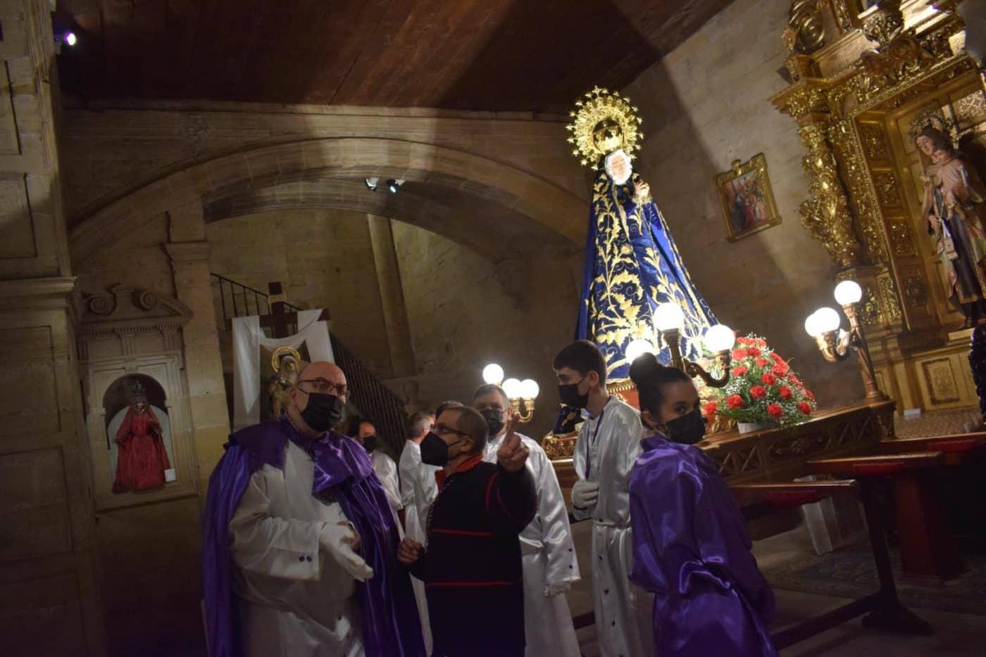 FOTOS: Continúan en Haro los actos de la Semana Santa 9