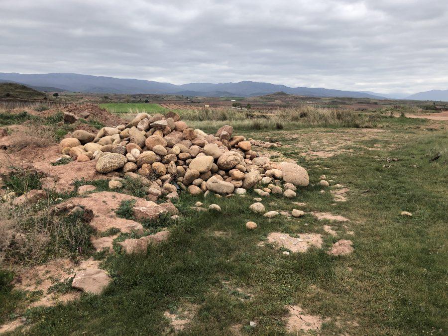 """La laguna de Huércanos """"desaparece"""" bajo escombros y vertidos 3"""