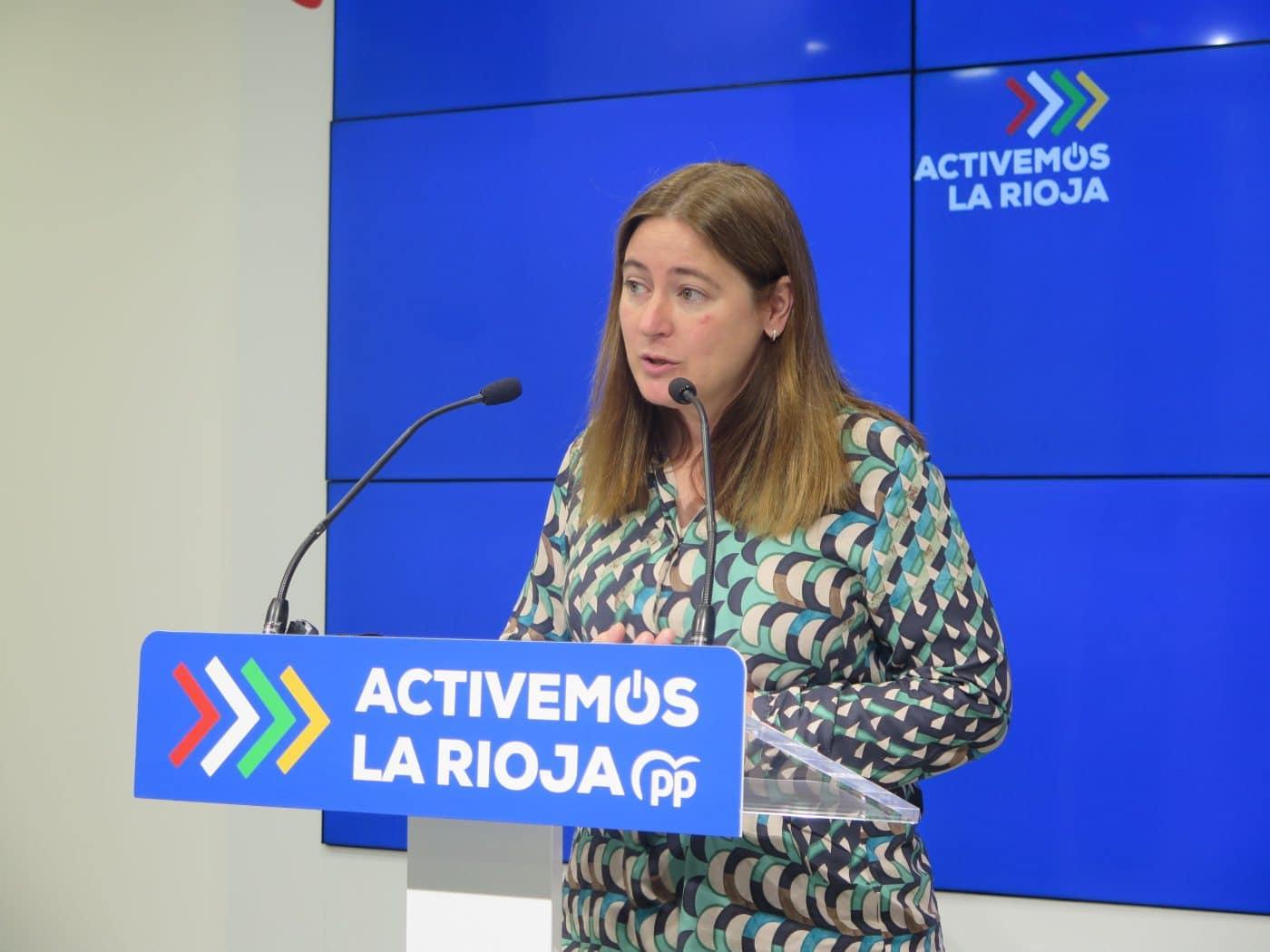 El PP exige a Andreu que solicite al Ministerio y a la UE que no permitan la creación de la DO Viñedos de Álava 1