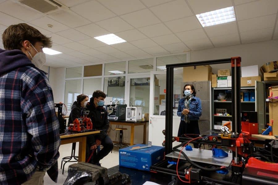 370 alumnos y sus familas visitan la UR en la jornada de puertas abiertas 4
