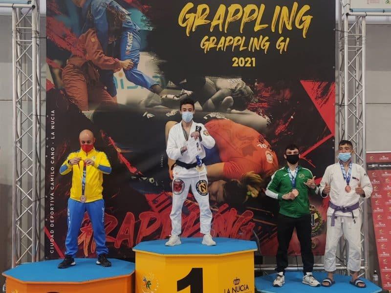 Campeonato de España de Grappling