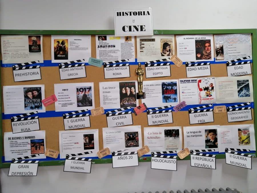 Cine y literatura en el IES Rey Don García de Nájera para celebrar el Día del Libro 4