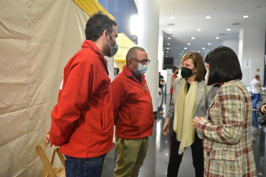 Darias anuncia en La Rioja la llegada de 1,7 millones de vacunas de Pfizer cada semana 19