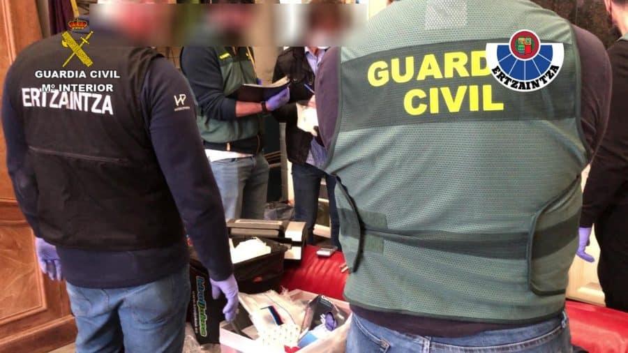 Desarticulan en Gorliz un punto de venta de drogas que abastecía a La Rioja 5