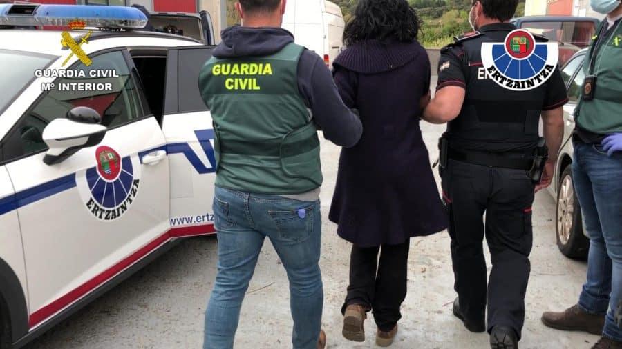 Desarticulan en Gorliz un punto de venta de drogas que abastecía a La Rioja 13