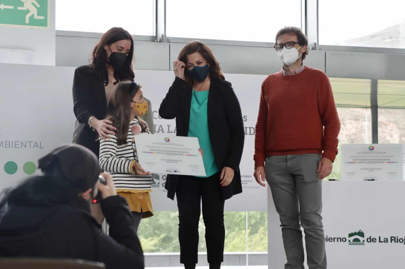 El CEIP San Lorenzo de Ezcaray, nuevo Centro Educativo hacia la Sostenibilidad 1