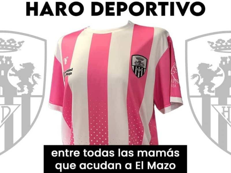 Camiseta Haro Deportivo