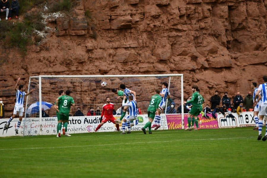 El Náxara derrota al Alfaro y se mete en puestos de ascenso 1