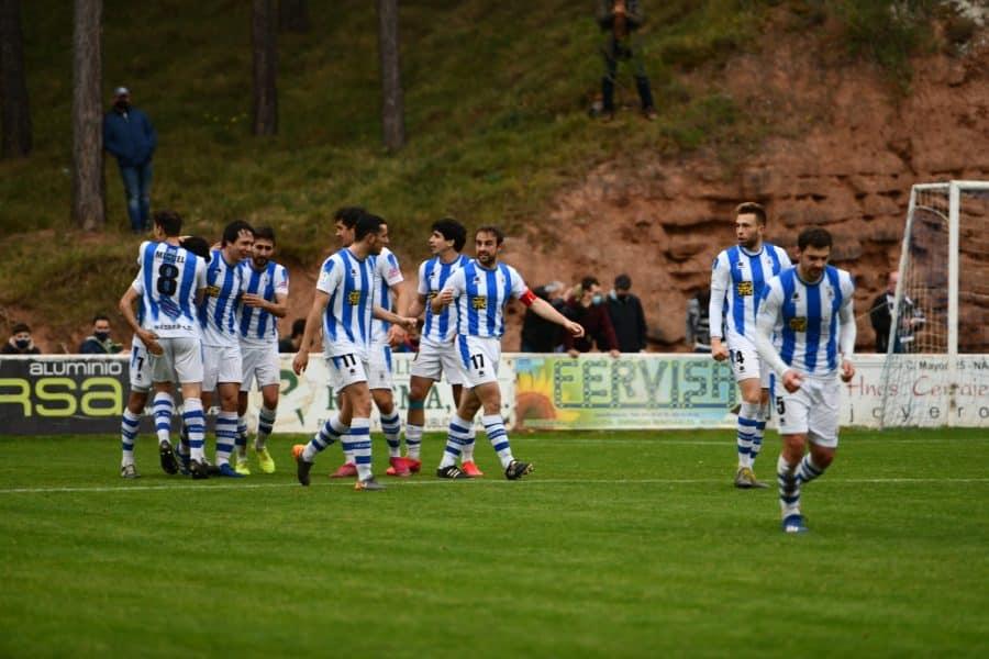 El Náxara derrota al Alfaro y se mete en puestos de ascenso 2