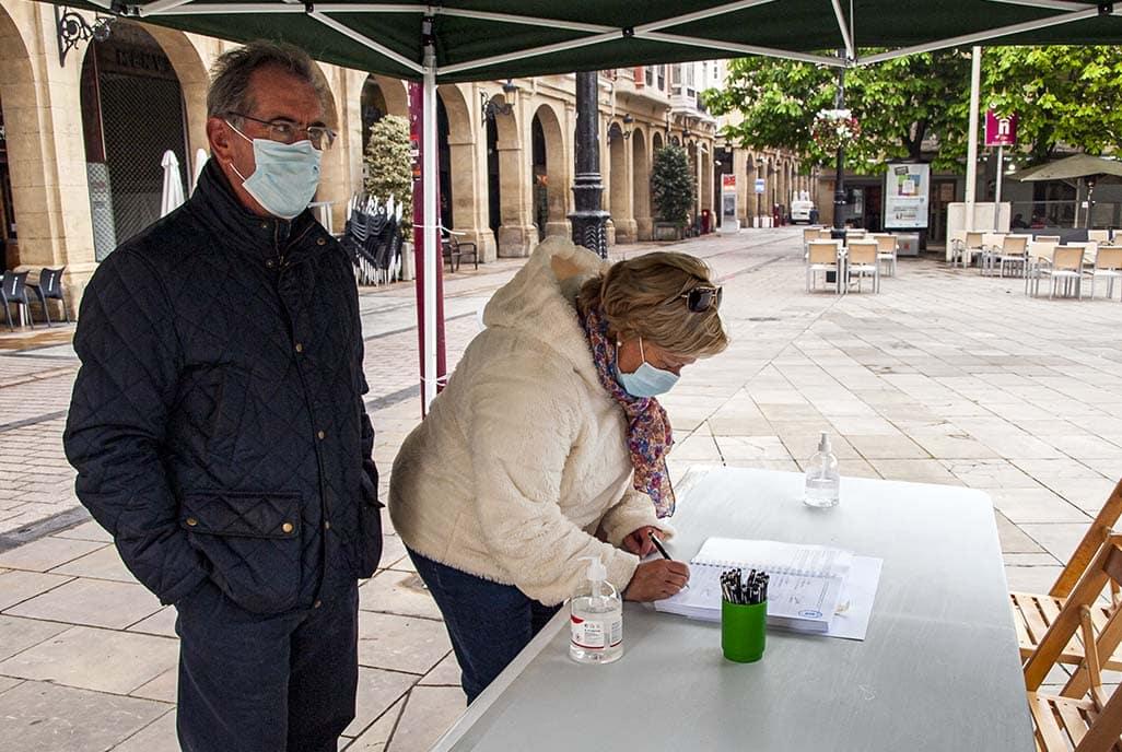 """""""Gran éxito"""" en la recogida de firmas para la ILP de la Ley de Caza de La Rioja 3"""