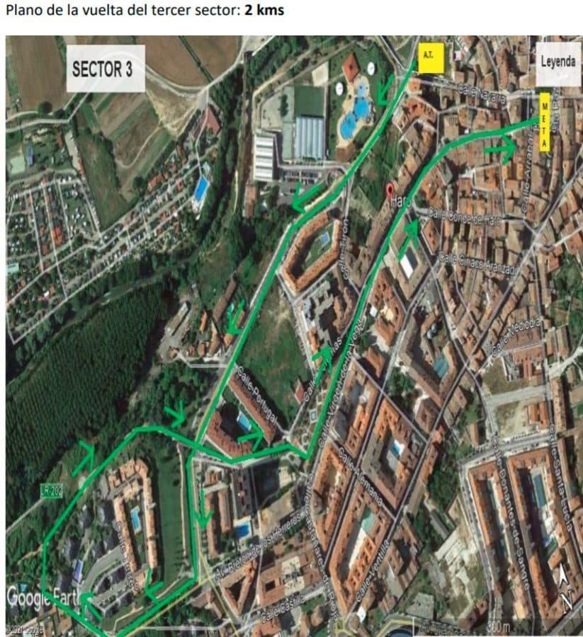 Haro acogerá el Campeonato de La Rioja de Duatlón por equipos 1