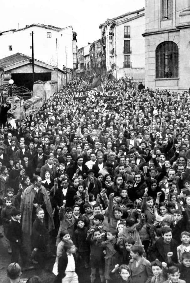 La historia 'olvidada' del campo de concentración de Haro 1