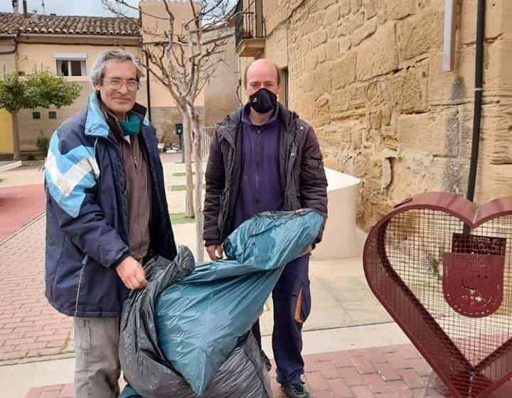 La Rioja Alta se vuelca con Kevin 3