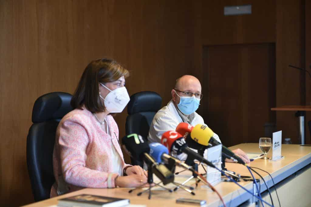 Paula Guerrero será finalmente la gerente de la Atención Primaria en La Rioja 1