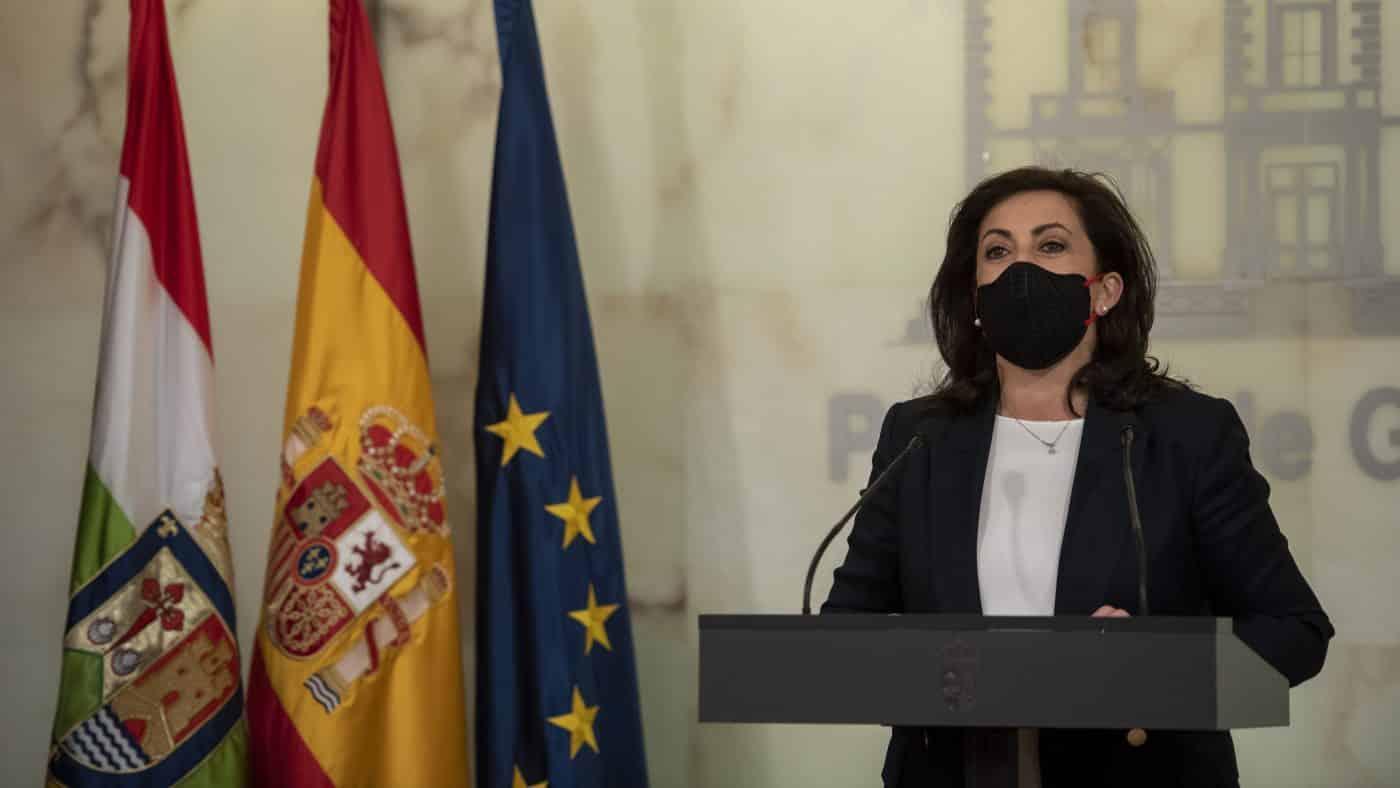 """Andreu defiende el plan de vacunación en La Rioja: """"Vacunamos sin respiro"""" 1"""