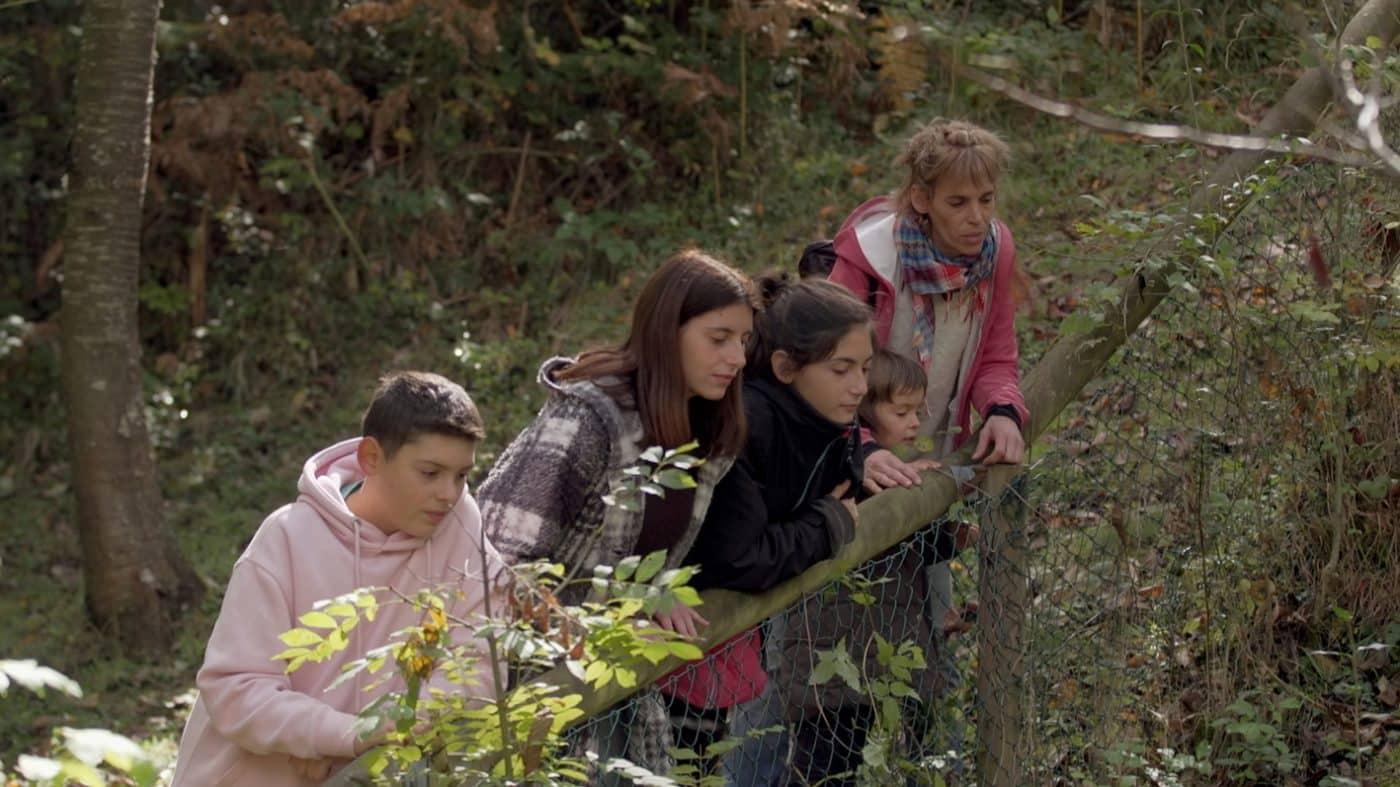 'Ruralitas' mostrará este domingo el trabajo de Adriana, cantera en Ojacastro 1