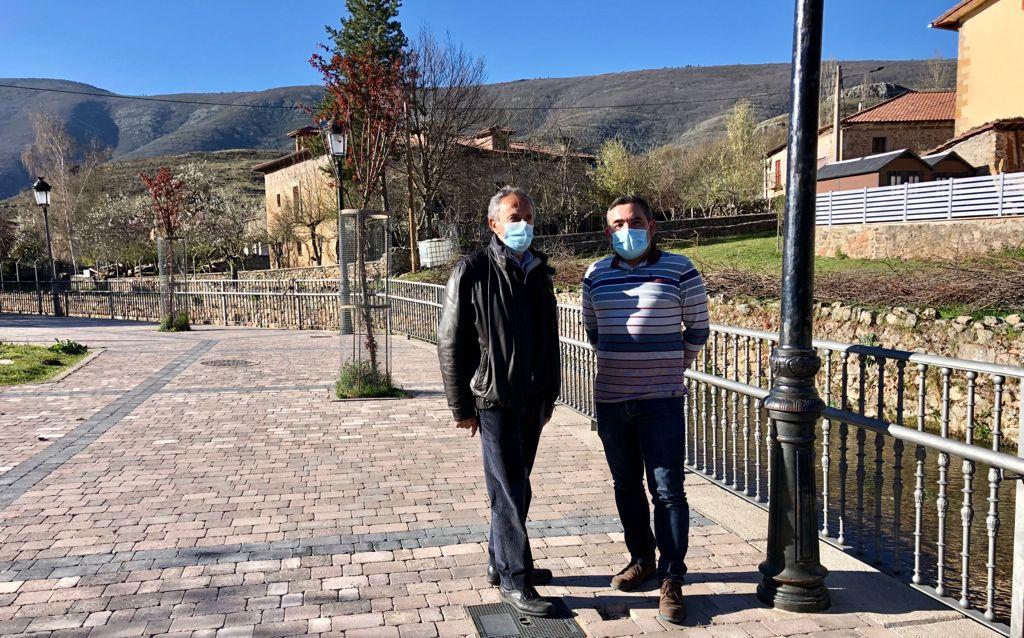 La Rioja invierte cerca de medio millón de euros en mejorar los servicios en las Siete Villas 2