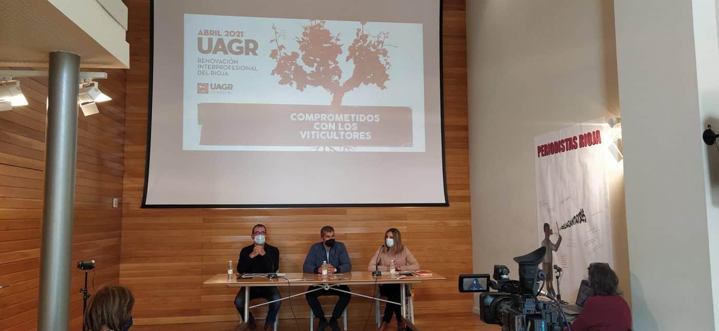 Las propuestas de UAGR-COAG para la Interprofesional del Vino de Rioja 2021-2024 1