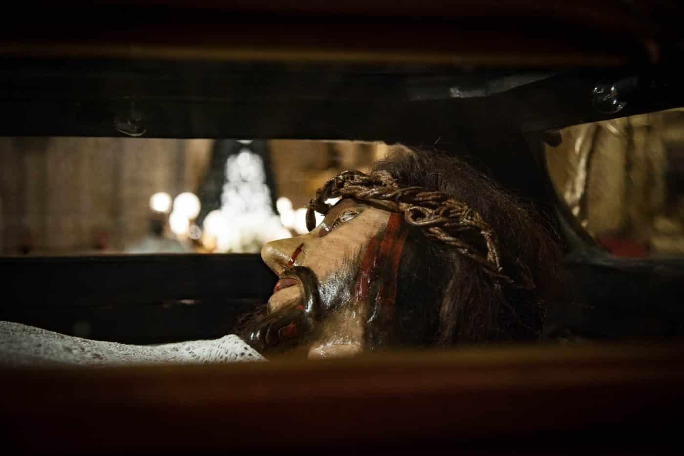 FOTOS: La solemnidad del Santo Entierro cierra las procesiones de Haro 1