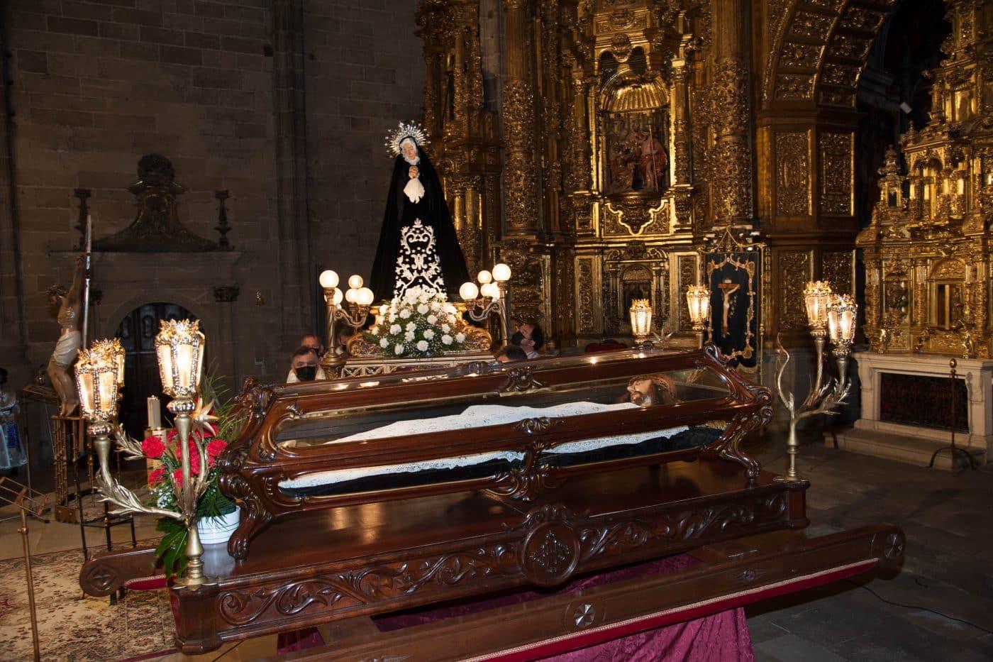 FOTOS: La solemnidad del Santo Entierro cierra las procesiones de Haro 2