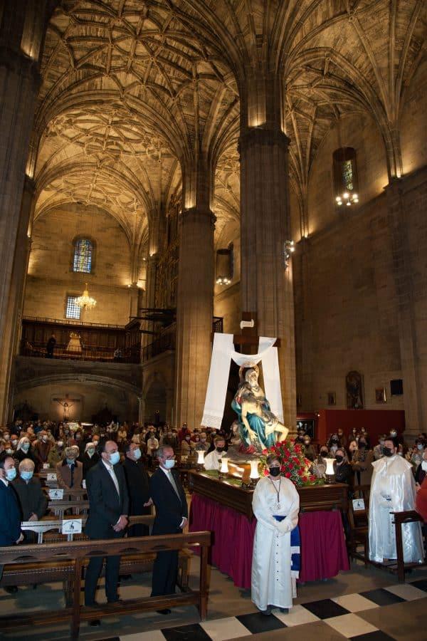 FOTOS: La solemnidad del Santo Entierro cierra las procesiones de Haro 4