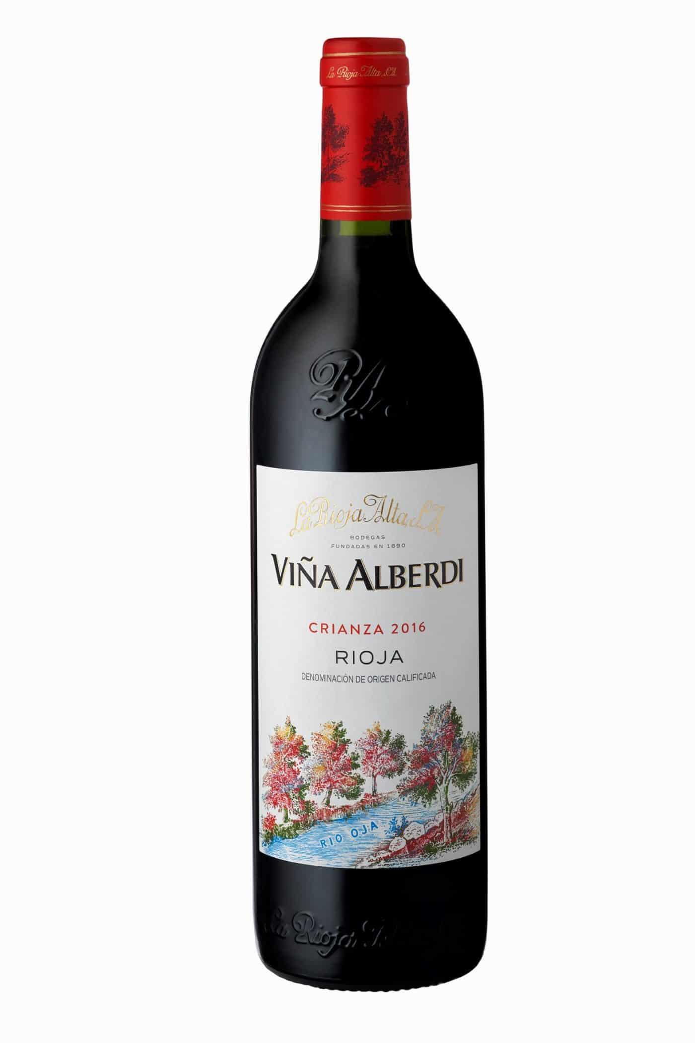 La Rioja Alta lanza la nueva añada de Viña Alberdi con nueva imagen 1