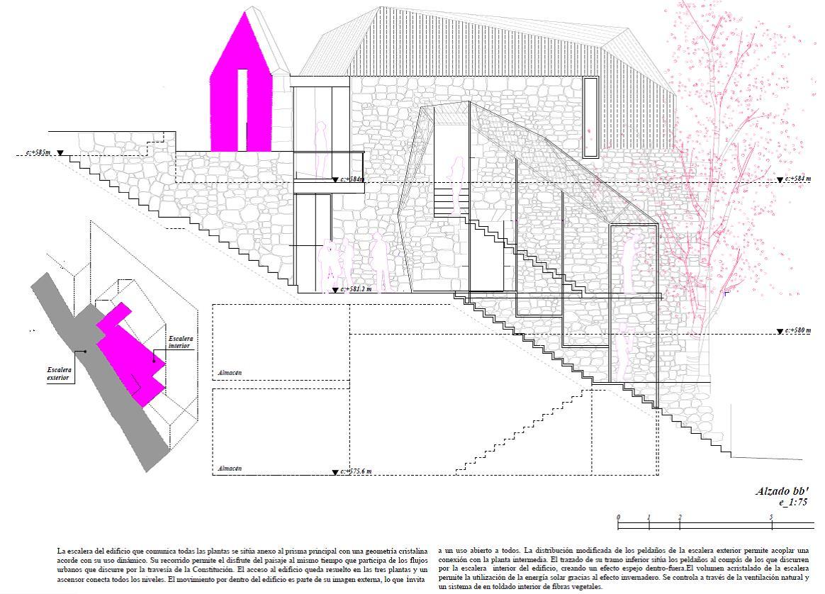 Adjudicadas las obras del nuevo Centro de Interpretación del Románico de Treviana 1